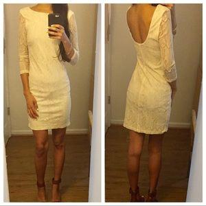 Pins & Needles Lace Dress